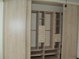 Встроенный шкаф-купе №28