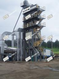 Асфальтный завод LB1200 100т/час.