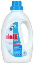 Гель для стирки Dalli med гипоаллергенный, концентрированный 1,35 л