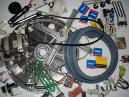 Запасные части для стиральных машин