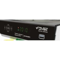 цифровая приставка к телевизору DVB-T2 DiviSAT