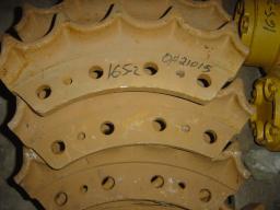 Сегменты звездочки 5 зубов 0A21015
