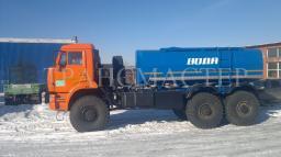 Автоцистерны АЦПТ-10 КамАЗ 65222