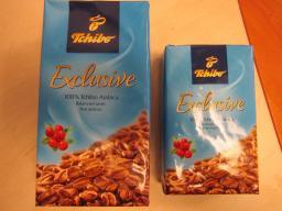 Кофе Чибо (Tсhibo) Exclusive, молотый 250/500 гр.вакуумная упаковка.