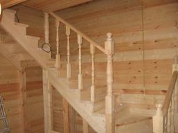 Монтаж (сборка) лестницы