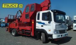 Автовышка SKY320 32 метра Hyundai HD120 2012г.