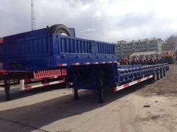 Трал 4 оси CTY 9380TDP 80 тонн
