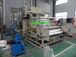 Линия для производства стрейч пленки из полиэтилена