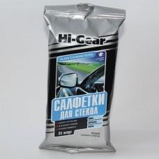 Hi-Gear Салфетки для стекол