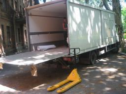 Грузовые перевозки по Одессе и Области от 1,5 до 5 тонн.