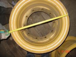 Колесные диски на фронтальные погрузчики 23.5-25
