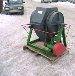 Мельница шаровая МШМП-06 мокрого и сухого помола V=0.1 м³