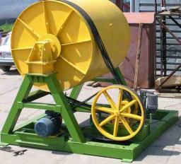 Мельница шаровая МШМП-17 мокр. помола V=3 м³