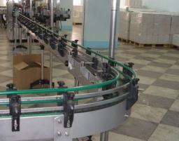 Конвейер цепной грузонесущий подвесной ЦПК-100
