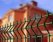Забор металлический FENSYS-CITY, выс. 2 м, поставка, монтаж, п.м