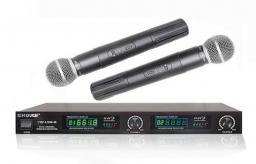 Микрофон shure lx88-iii радиосистема 2микрофона -sm58.кейс.Дисплей