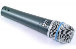 Микрофон SHURE BETA 57 A вокально-инструментальный.магазин