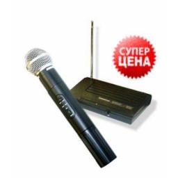 МИКРОФОН SHURE SH 200 радиосистема (беспроводной)sm58