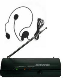 Микрофон shure sh 200 с головной гарнитурой sm 58