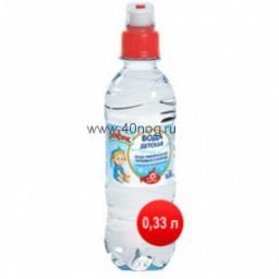 Детская вода Спеленок 0,33 л