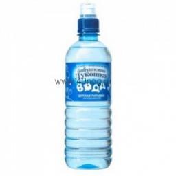 Детская питьевая вода Бабушкино Лукошко с рождения 0,5 л