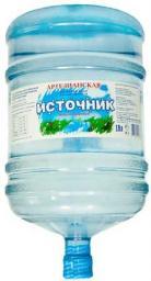 Вода питьевая «Источник» 19л