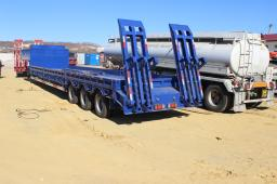 Трал Tongyada CTY9380TDP 60 тонн Китай