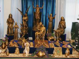 Ритуальные бронзовые скульптуры