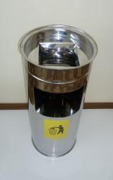 Урна-пепельница круглая УЦ-1 (380х800)