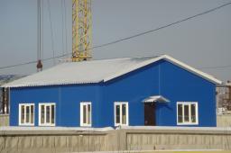 Строительство складов, цехов, гаражей, ангаров и т.д.