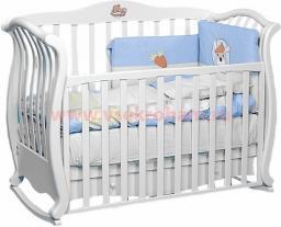 Детская кроватка-диван Baby Italia Andrea Vip