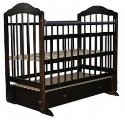 Детская кроватка Briciola-11 (маятник поперечный)