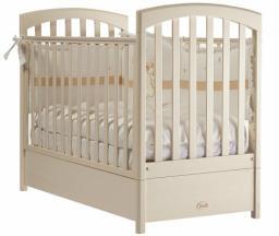 Детская кроватка Feretti Sauvage (маятник продольный)