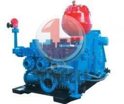 Triples Mud pump