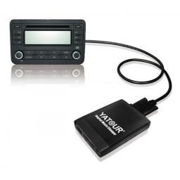 Эмулятор работы CD-чейнджера (USB адаптер). YATOUR