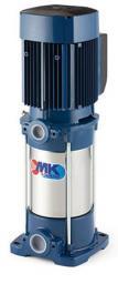 MKm 3/4 - Многоступенчатый вертикальный насос