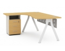 Офисная мебель «Креатив» - Стол с тумбой