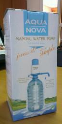 Помпа механическая для бутилированной воды (Болгария AQVA NOVA)