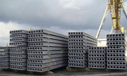 Плиты перекрытия ПК(ПБ)42-12-8