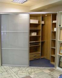 Шкафы для гардеробной комнаты №4