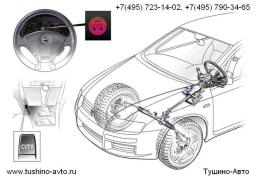 Ремонт электроусилителя руля, ЭУР, Ремонтная зона Тушино-Авто
