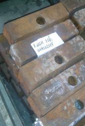 Клинья для дробилки смд-110а
