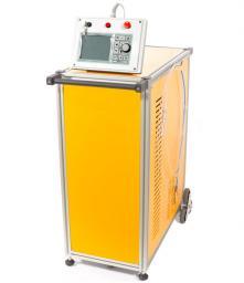 Установка для лазерной сварки с волоконным выводом МУЛ-1В