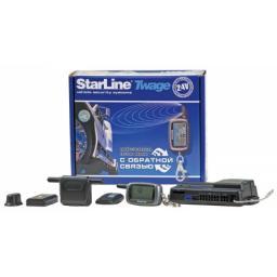 Сигнализация Star Line 24V