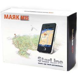 Информационно- поисковой маяк starline M15