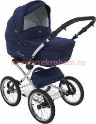 Детская коляска Tutek Turran Silver (Тутек Турран Силвер) (color-GC6 ) 3 В 1 с автокреслом