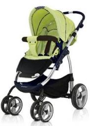 Прогулочная коляска Twist (Lucky Baby)