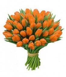 Букет 143 (25 тюльпанов)