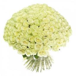 Букет 126 (101 роза)