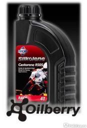 Моторное гоночное масло для HONDA GX 200 Silkolene Castorene R50S 1L